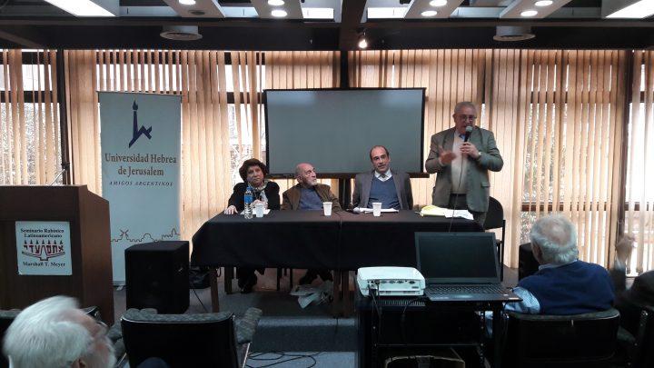 Jornada: judíos en el campo argentino