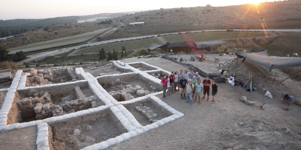 Temple at Tel Lachish