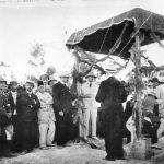 24 de julio de 1918: ceremonia de colocación de las piedras fundacionales de la Universidad Hebrea de Jerusalem