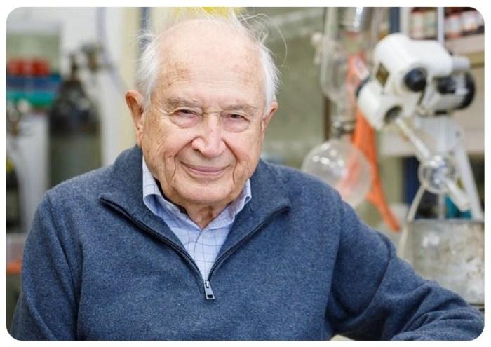 El prestigioso premio Harvey, un predictor del premio Nobel, es para Raphael Mechoulam