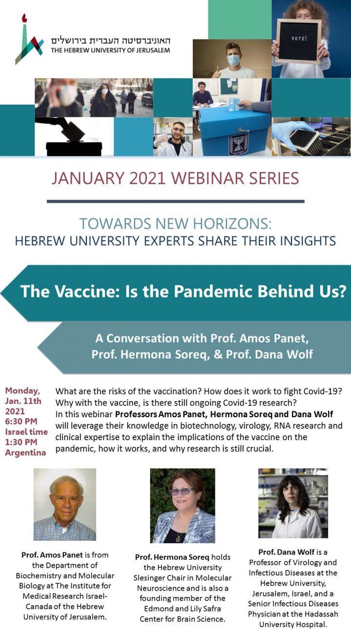 VIDEO: Con la vacuna: ¿la pandemia ha quedado atrás?