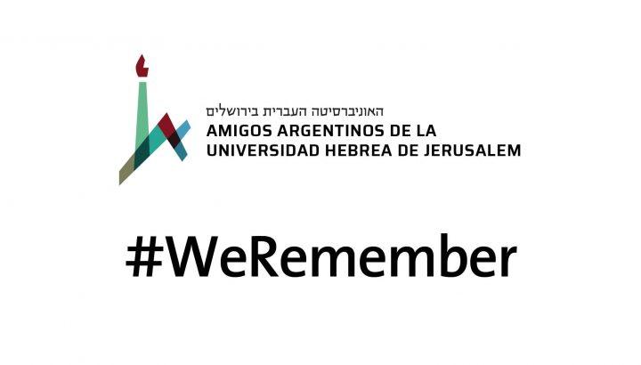 La Memoria del Holocausto en pandemia