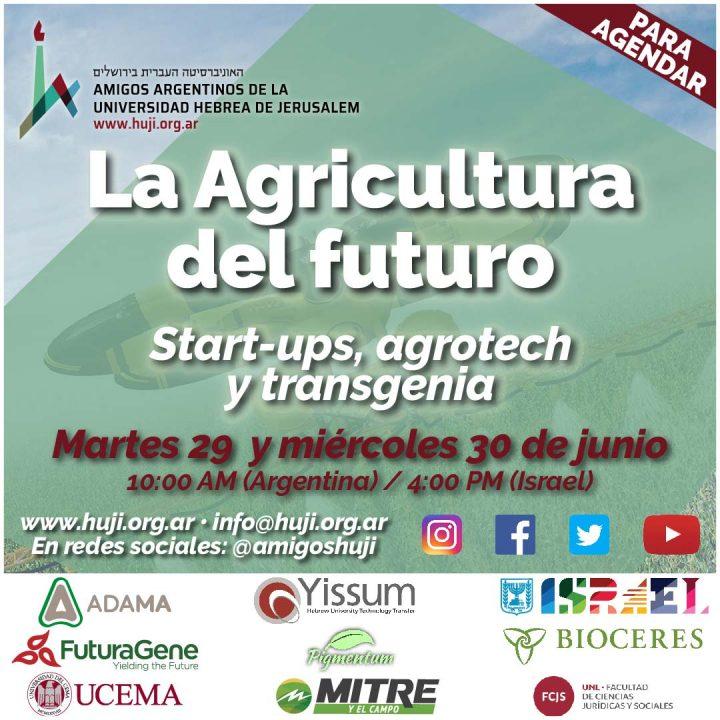 VIDEOS: La Agricultura del futuro   The Agriculture of the future
