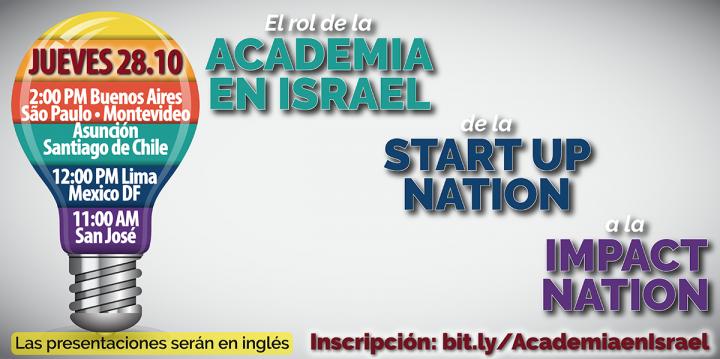 El rol de la Academia en Israel